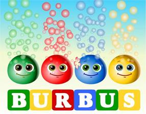 Las simpáticas Burbus de Educamigos